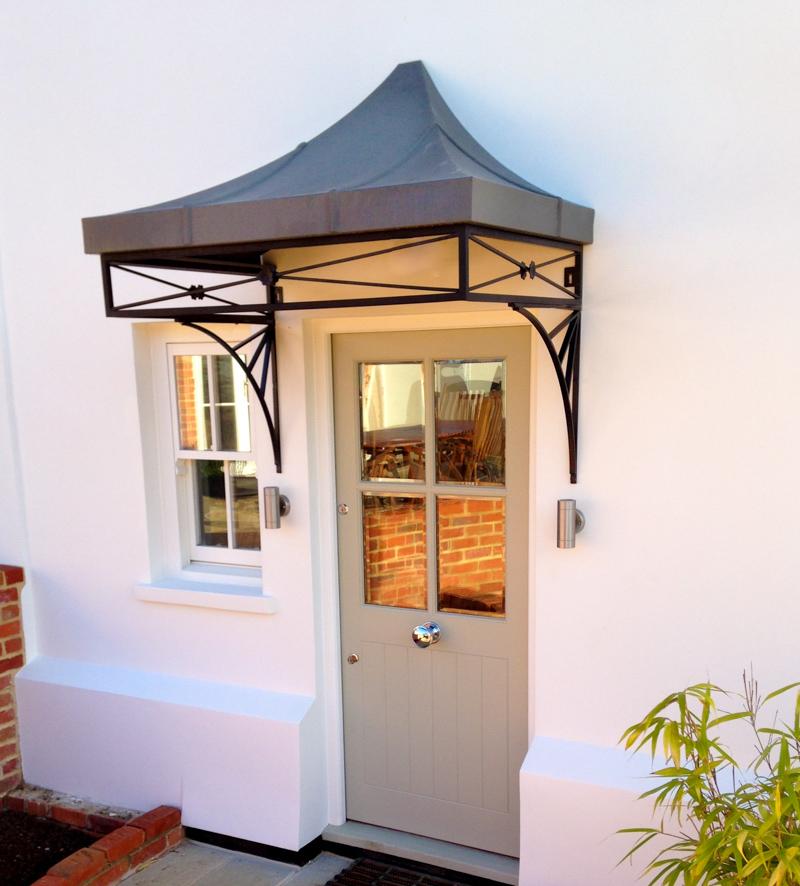 Deco design canopy