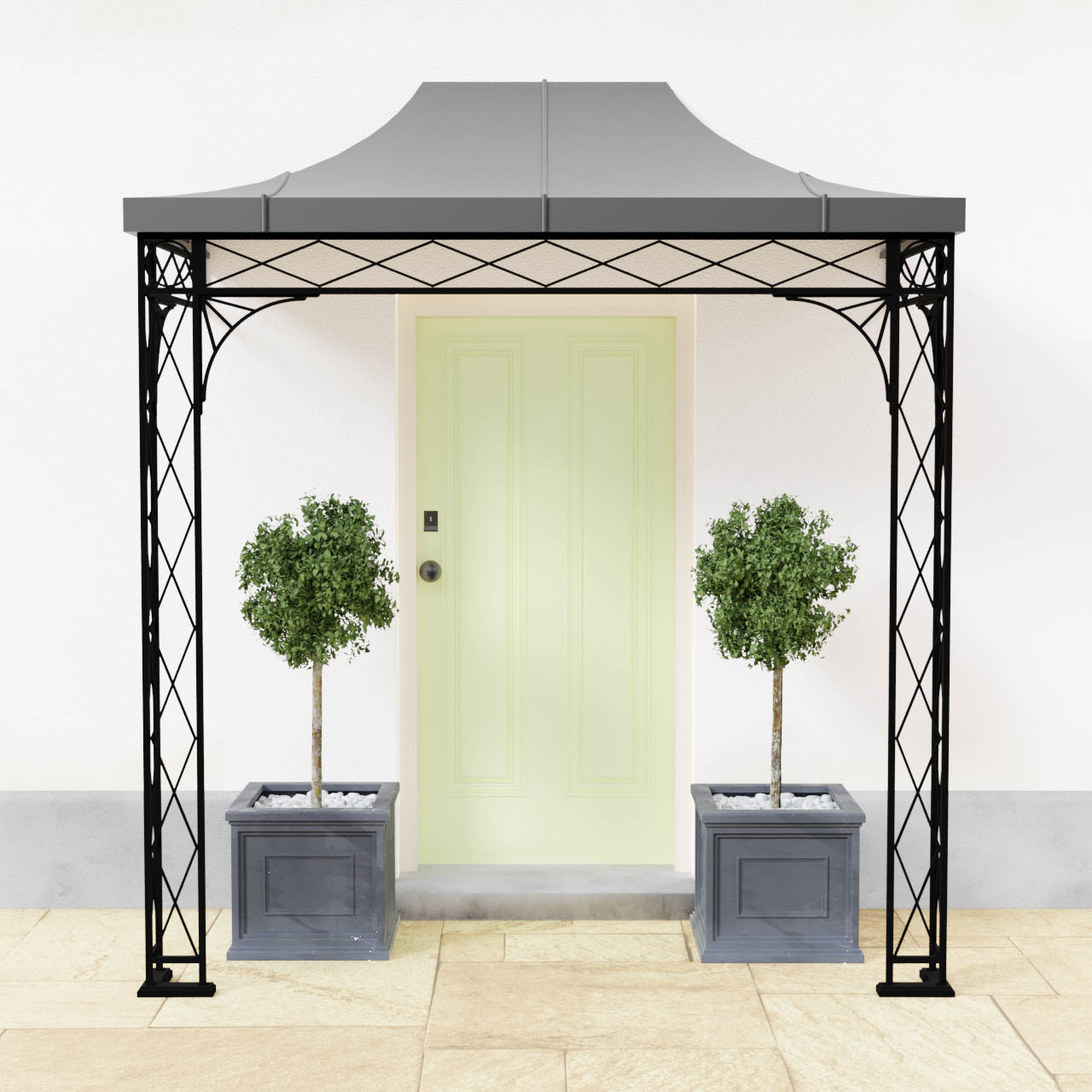 Regency Light Porch
