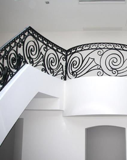 Staircase Metal Balustrades