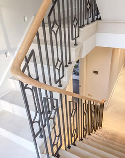 Oak Staircase Handrail
